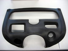 RIM Molded Heavy Equipment Steering Consoles