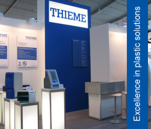 Thieme Corporation Trade Show Booth